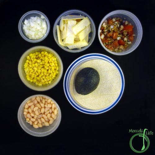 Morsels of Life - Avocado Bean Quesadillas Step 1 - Gather all materials.