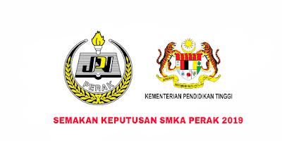 Semakan Keputusan SMKA Perak 2019 Online