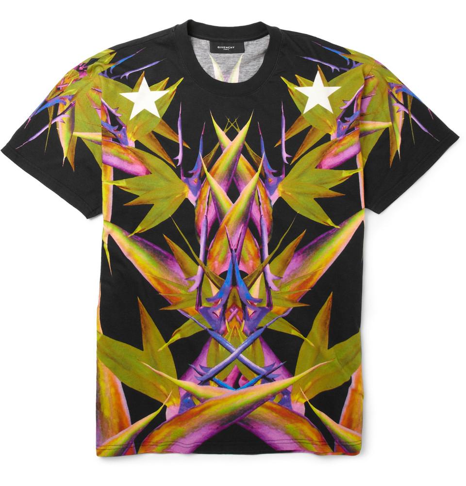 Buyers Beware: Fake Givenchy Birds of Paradise T-Shirt ...