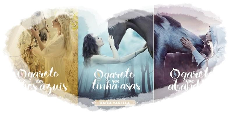 Trilogia Encantados