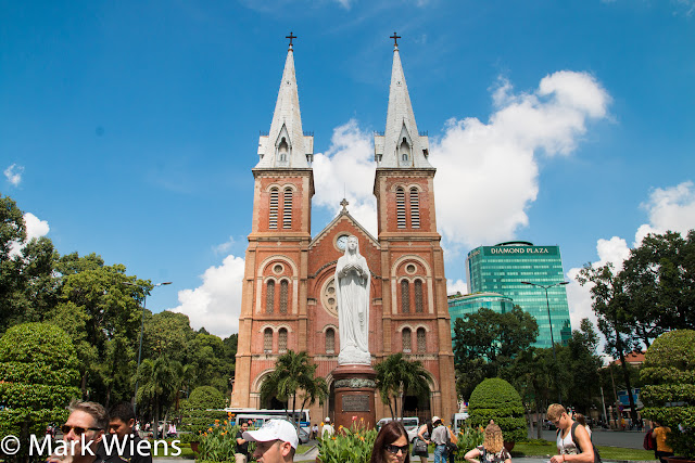 SAIGON CATHEDRAL OF NOTRE DAME VN