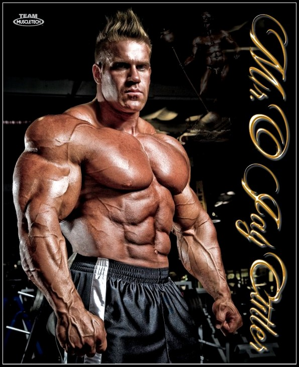 Jay Cutler Photoshoot With MUSCLETECH 2011-12 | Jay Cutler ...