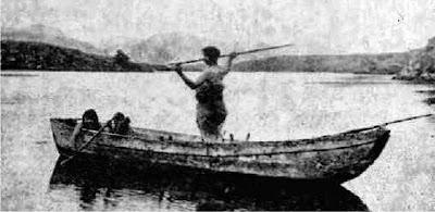 Resultado de imagen para yamanas canoeros