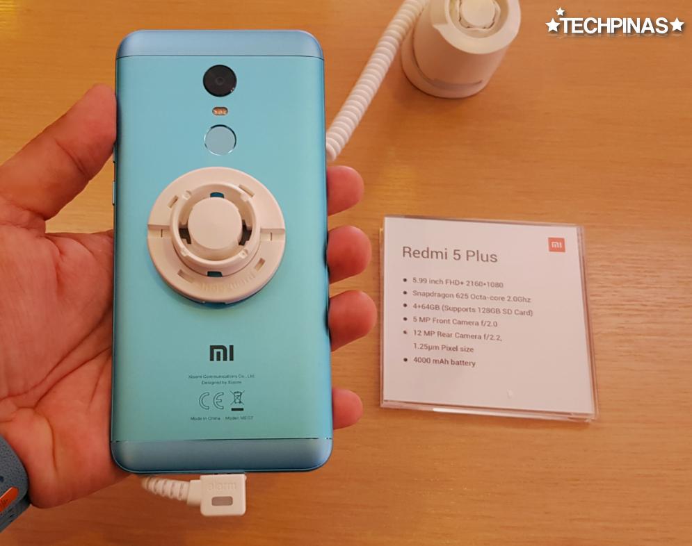 Xiaomi Redmi 5 Plus Philippines