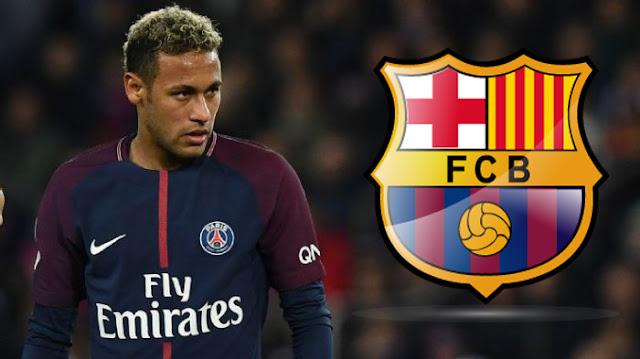 Klub Barcelona Tidak Menutup Pintu Untuk Neymar