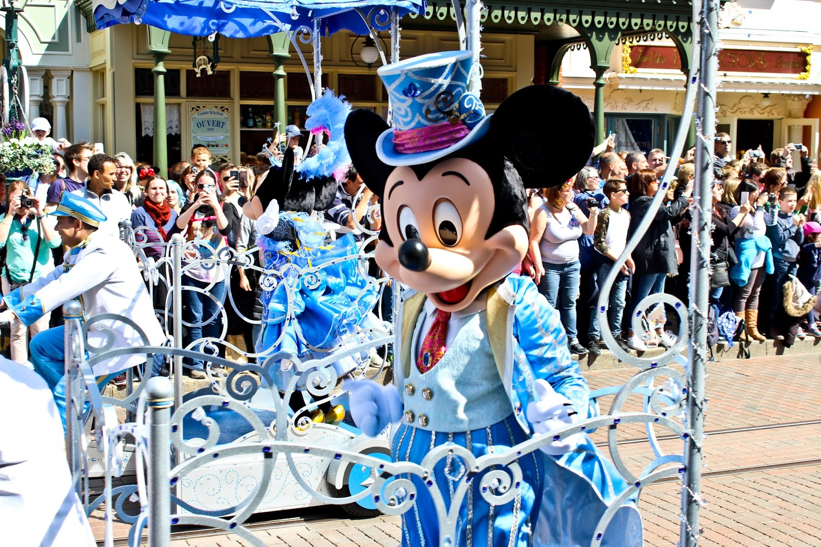 Joyeux Anniversaire Disneyland Paris Mademoiselle Jude Blogueuse