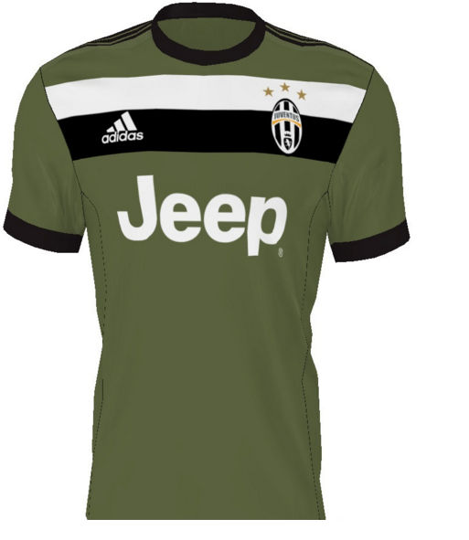 Seconda Maglia Juventus personalizzata