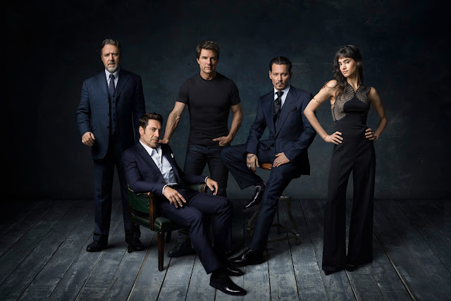 Stars of the Dark Universe