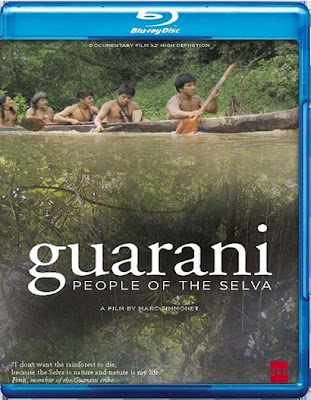 Гуарани, люди из сельвы / Guarani, the people of the selva.