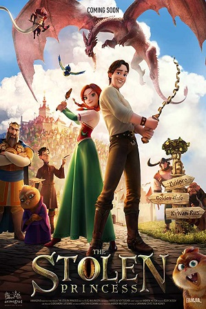 The Stolen Princess Ruslan And Ludmila 2018 300mb Full