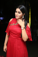 Poorna in Maroon Dress at Rakshasi movie Press meet Cute Pics ~  Exclusive 52.JPG