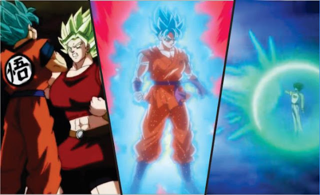 Perbedaan Super Saiyan Blue!! Anime Vs Manga Dragon Ball Super