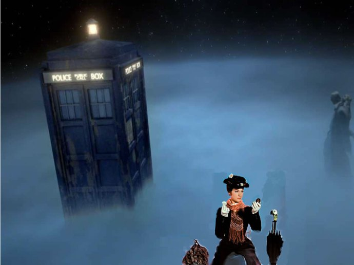 Tardis Girl Wallpaper The Missing Linc Who S That Girl The Mystery Of Clara