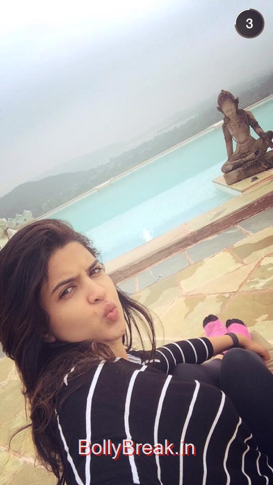 , Deeksha Seth Hot HD Pics From Real Life