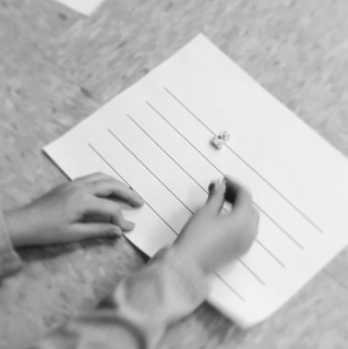 Staff writing: Strategies for having students write on the staff in a fun way! Could be adapted for any holiday!