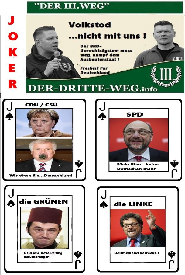 FREIHEIT FÜR DEUTSCHLAND: Parteiaktivist der III.-Weg in Plauen ...