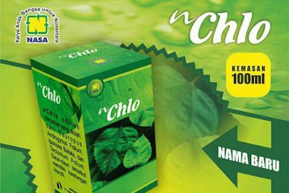 Chlorophyllin Nasa, Manfaat, Cara Aturan Minum serta Harga Natural Klorofil Cair dan Powder