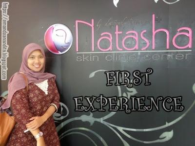 Tips Cantik By Amanda An Indonesian Beauty Blogger Pengalaman Pertama Berkunjung Ke Natasha Skin Care
