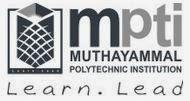 Muthayammal Polytechnic College- Facultyplus