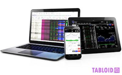 Platform forex trading memiliki banyak jenis seperti software metatrader dari perusahaan Metaquotes yang digunakan untuk transaksi forex dan komoditi oleh para broker forex.