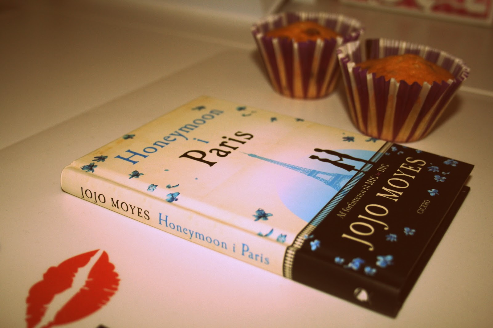 Honeymoon i Paris af Jojo Moyes