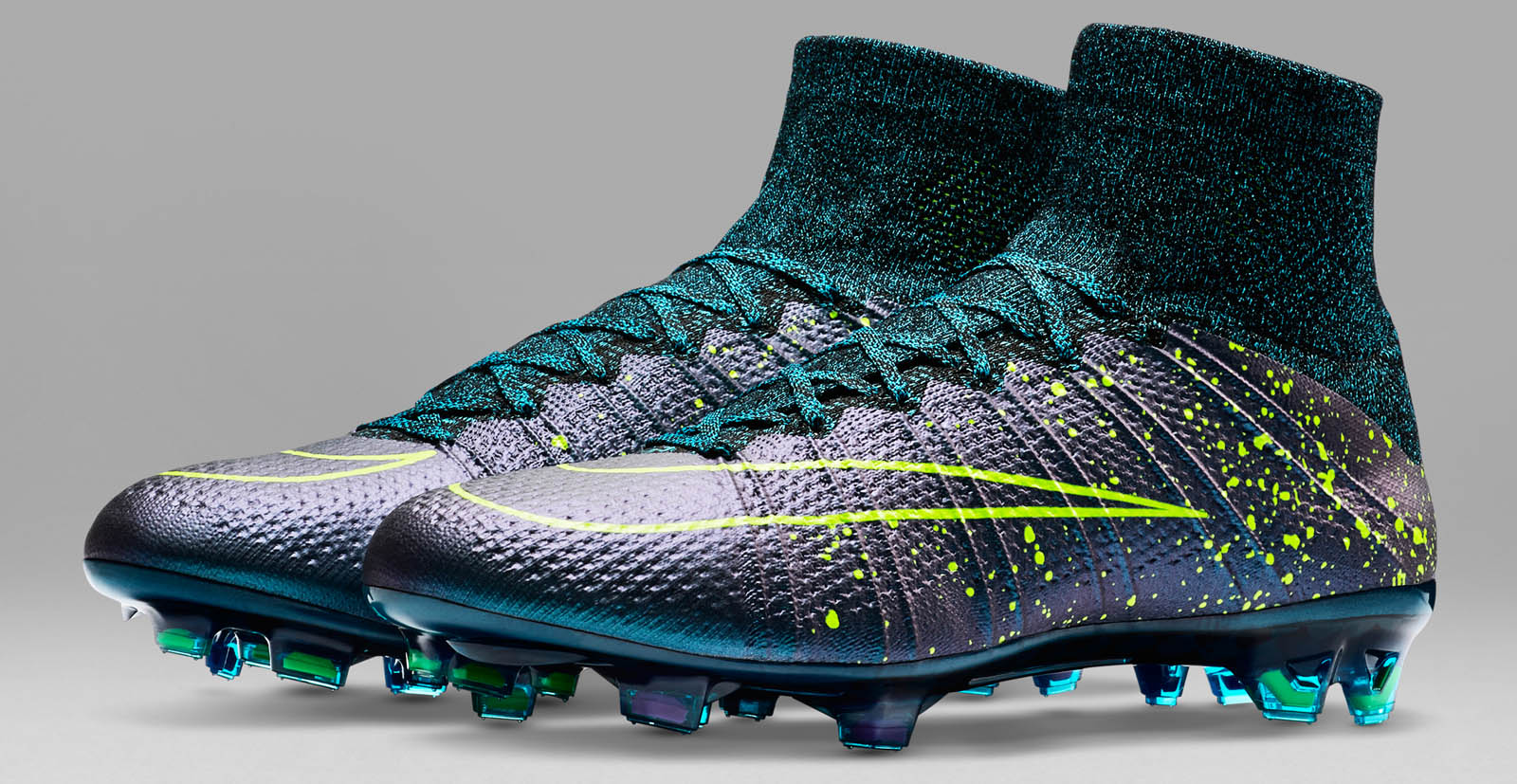 405efbe94 Players such as Arturo Vidal, Alexis Sanchez, Marcos Rojo and Kevin De  Bruyne will lace up in the Squadron Blue Nike Mercurial Superfly Football  Boots from ...