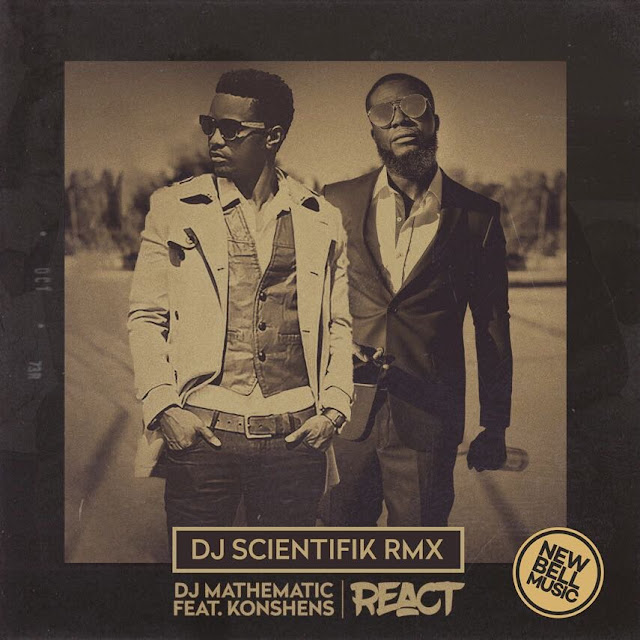 son de DJ Mathematic x Konshens - React (DJ Scientifik Remix)