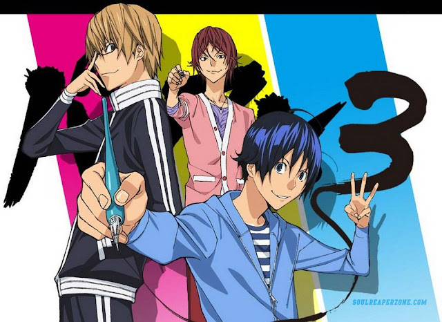 Bakuman Season 3 Subtitle Indonesia Batch | Forteknik,com