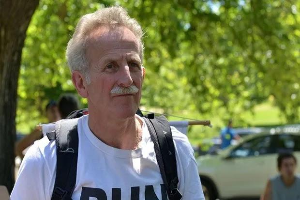 Aktivis Australia Jalan 727 Km demi Kemerdekaan Palestina
