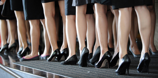 What Shoes Should You Wear When Being A Waitress