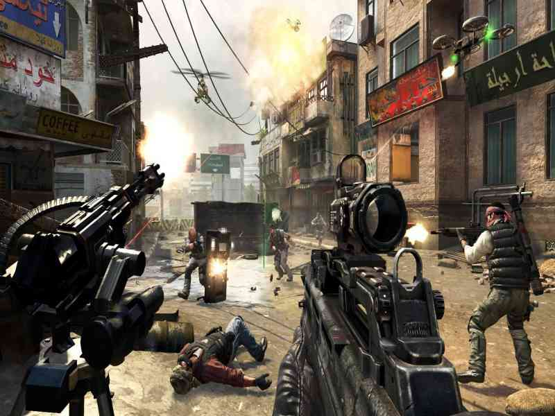 Call Of Duty Black Ops 3 Game Download Free For PC Full