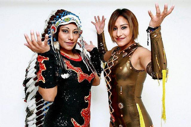 Lucha Women