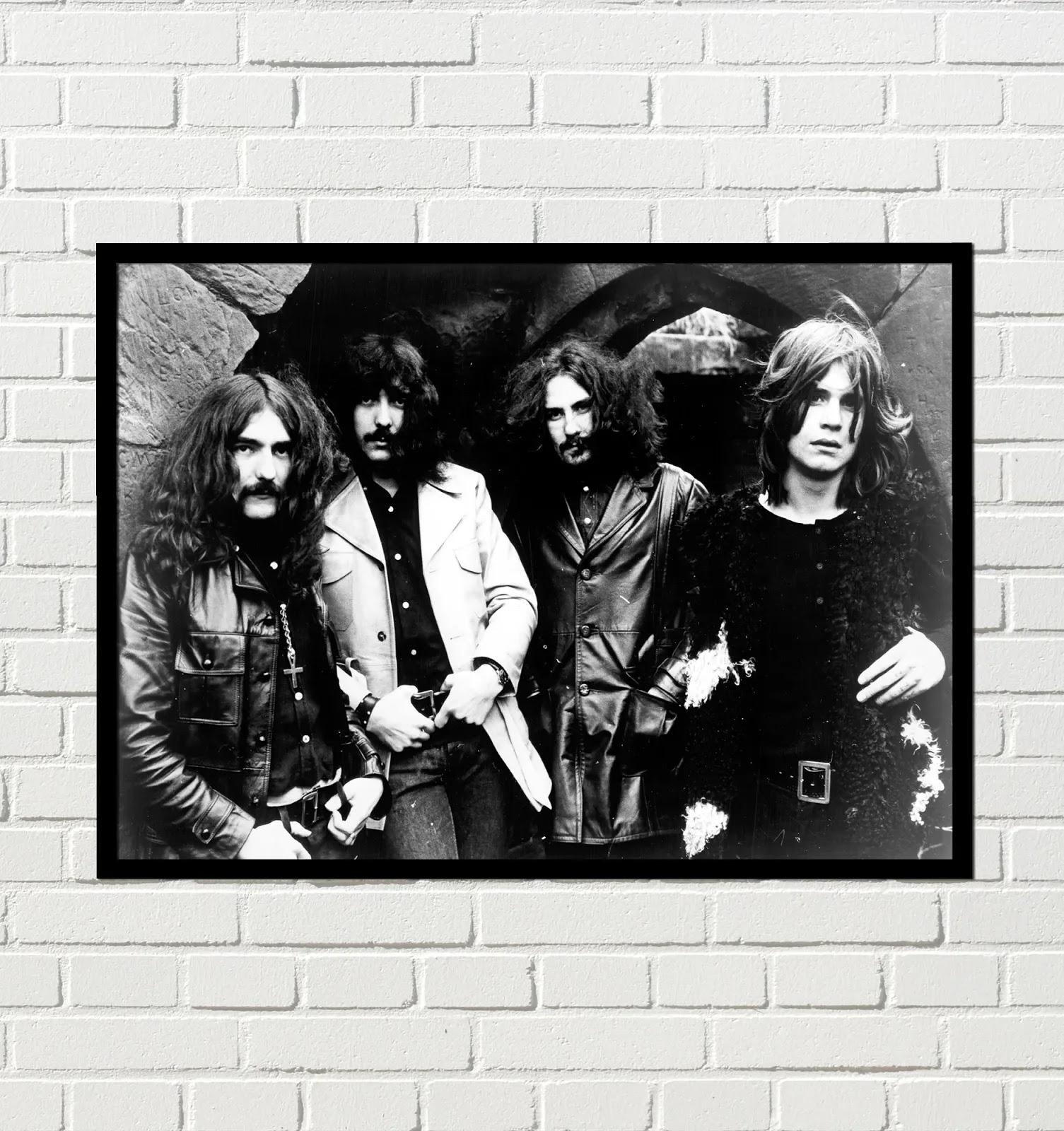Cuadro Black Sabbath