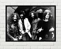 Cuadro Black Sabbath - foto iconica