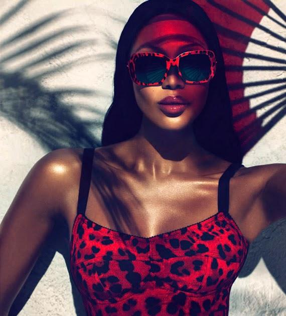 AFC.ake: Art & Fashion: NAOMI CAMPBELL X DOLCE & GABBANA