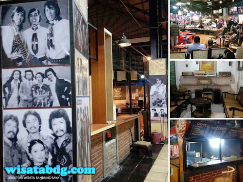 Pasar Nostalgia Batununggal Bandung