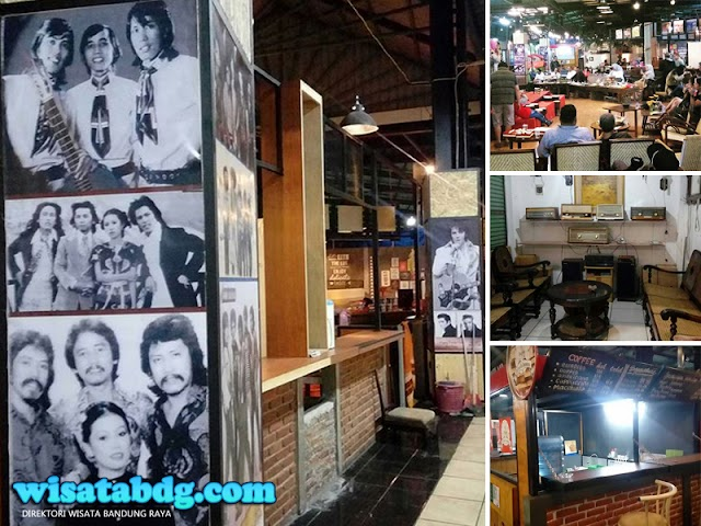 Wisata Kuliner dan Belanja Barang Antik di Pasar Nostalgia Bandoeng