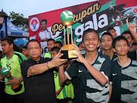 Wali Kota Harap Lahir Atlet Muda Berbakat Dari Gala Desa