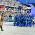 Beija-Flor seleciona bailarinos para comissão de frente