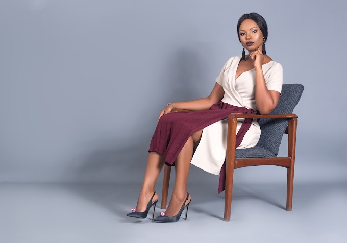 'Lady About Town' - Ready To Wear Clothing Line, Visu, Releases Lookbook For Her Debut Collection.