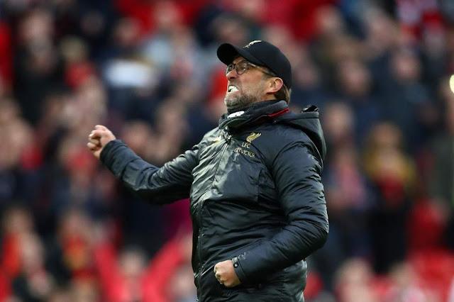 Wejangan Klopp Usai Liverpool Menang Atas Tottenham