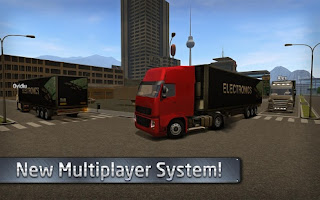 Euro Truck Simulator Android