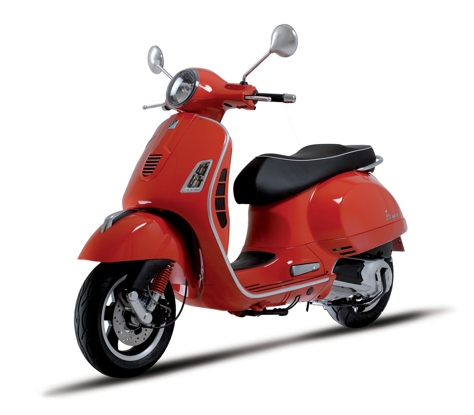 motorcycle pictures vespa gts 125 super 2009 europe. Black Bedroom Furniture Sets. Home Design Ideas