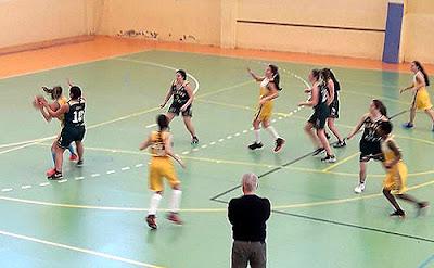 Baloncesto Aranjuez- Villa de Aranjuez CB
