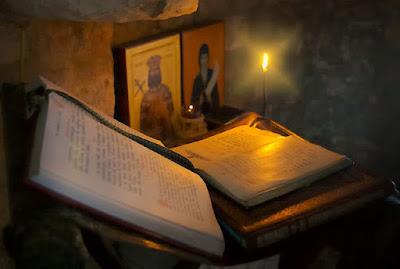 Ὁ Ἀπόστολος τῆς Κυριακῆς 13 Νοεμβρίου – Ἰεράρχου (῾Εβρ. ζ´ 26-η´ 2)