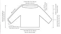 Tina's handicraft : long sleeve crochet shirt