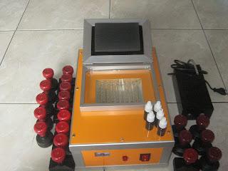 mesin stempel flash warna murah garansi