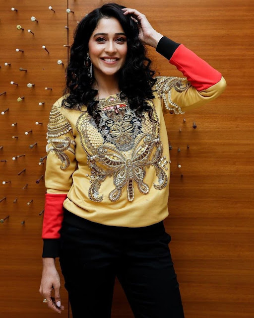 Regina Cassandra at Louis Vuitton SS18 Collection Preview Event