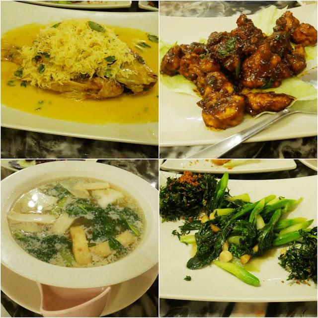 Restoran Chinese Muslim Abdullah : Hidangan Sedap dan Unik Resepi Warisan Keluarga