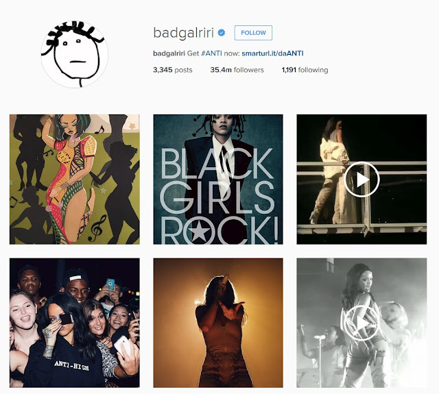 https://www.instagram.com/badgalriri/?hl=en